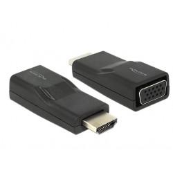 Adaptador HDMI macho para VGA fêmea Delock