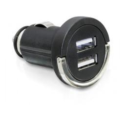 Adaptador (isqueiro) DC para 2x USB Navilock
