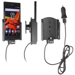 Suporte Activo Sony Xperia XZ com Carregador de Isqueiro
