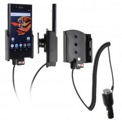 Suporte Activo Sony Xperia X Compact com Carregador de Isqueiro