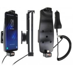 Suporte Activo Samsung Galaxy S8 com Carregador de Isqueiro (Ajustável)