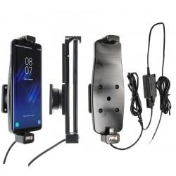 Suporte Activo Samsung Galaxy S8 com Carregador Molex (Ajustável)