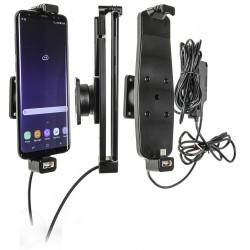 Suporte Activo Samsung Galaxy S8 Plus com Carregador Molex (Ajustável)
