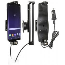 Suporte Activo Samsung Galaxy S8 Plus com Carregador de Isqueiro (Ajustável)