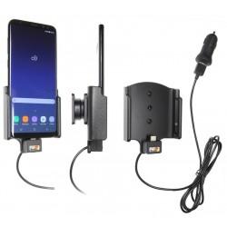 Suporte Activo Samsung Galaxy S8 Plus com Carregador de Isqueiro