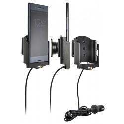 Suporte Activo Sony Xperia XZ Premium com Carregador de Isqueiro