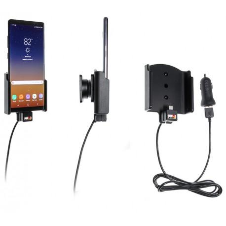 Suporte Activo USB Samsung Galaxy Note 8 com Carregador de Isqueiro