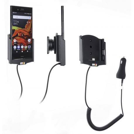 Suporte Activo Sony Xperia XZ1 com Carregador de Isqueiro