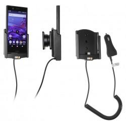 Suporte Activo Sony Xperia XZ1 Compact com Carregador de Isqueiro