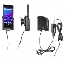 Suporte Activo Sony Xperia XZ1 Compact com Carregador Molex