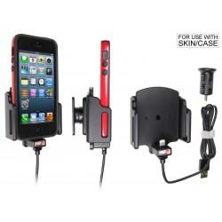 Suporte Activo  Apple iPhone SE com Carregador de Isqueiro (Ajustável)