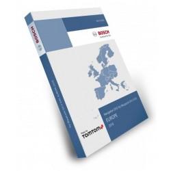 Mapa Europa Ocidental 2017 Blaupunkt TravelPilot EX (VX) DVD
