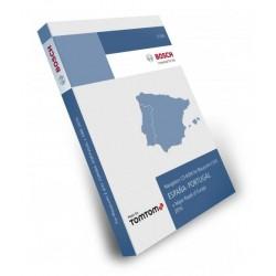 Mapa Portugal/Espanha + PEE 2016 Blaupunkt TravelPilot E (EX) CD