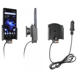 Suporte Activo Sony Xperia XZ2 Compact com Carregador de Isqueiro