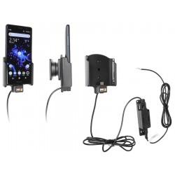 Suporte Activo Sony Xperia XZ2 Compact com Carregador Molex