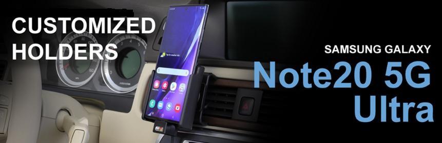 Soportes para Samsung Galaxy Note20 5G Ultra