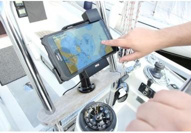 Soluções de montagem para barcos