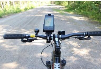 Telemóveis em motos e bicicletas